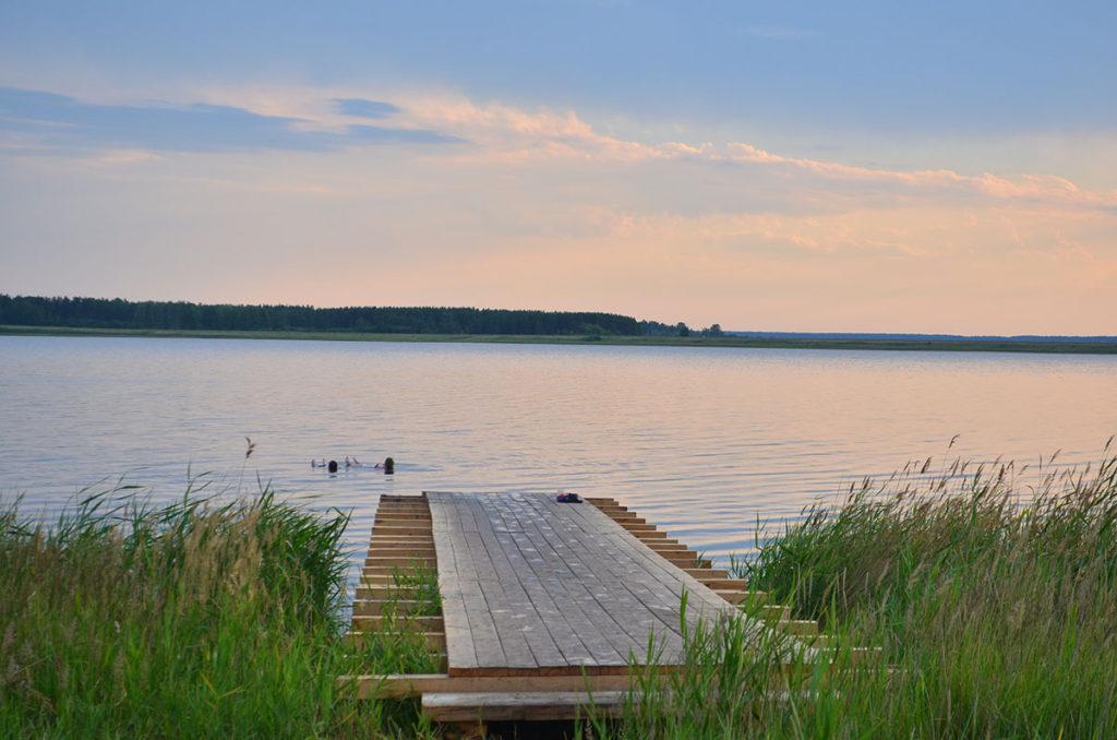 Озеро Медвежье, целебная жемчужина Зауралья.